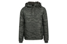 URBAN CLASSIC PADDED CAMO PULL OVER
