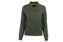 Jacke Urban Classic ladies classic bomber jacket tb807 olive Brutalzapas