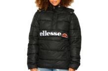 Jacket Ellesse Italia andalo black SGY05489 Brutalzapas