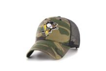 Cap 47 Brand Pittsburgh Penguins H CBRAN15GWP CM Brutalzapas