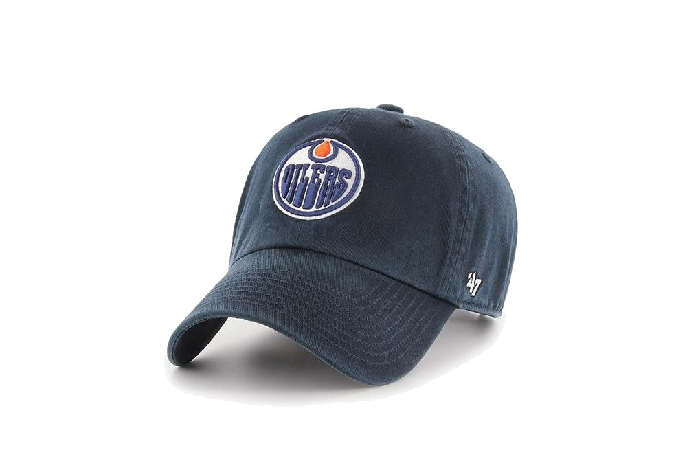 ccb1164c73dca Casquette 47 Brand Edmonton Oilers H RGW06GWS NYB - 47 Brand ...