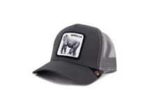 Casquette Goorin Bros king of the jungle 101 0333 gry Brutalzapas