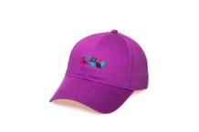 Cap GRIMEY brick top curved visor cap grcvc224 violet Brutalzapas