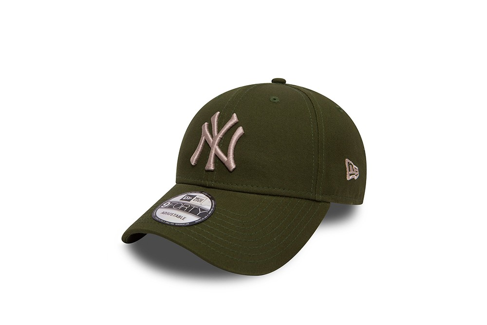 NEW ERA LEAGUE ESENTIAL 9FORTY NEW YORK YANKEES 90c3a46a093