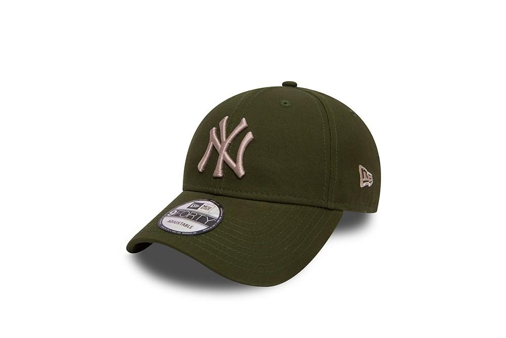 NEW ERA LEAGUE ESENTIAL 9FORTY NEW YORK YANKEES edb25acf3d0