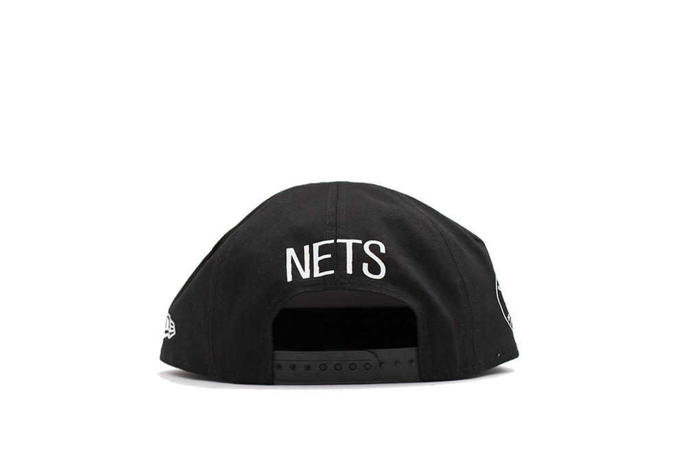 NEW ERA NBA CLY¡¡YCLING CAP BROOKLYN NETS