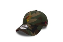 NEW ERA CAMO TEAM 940 CLEVELAND CAVALIERS