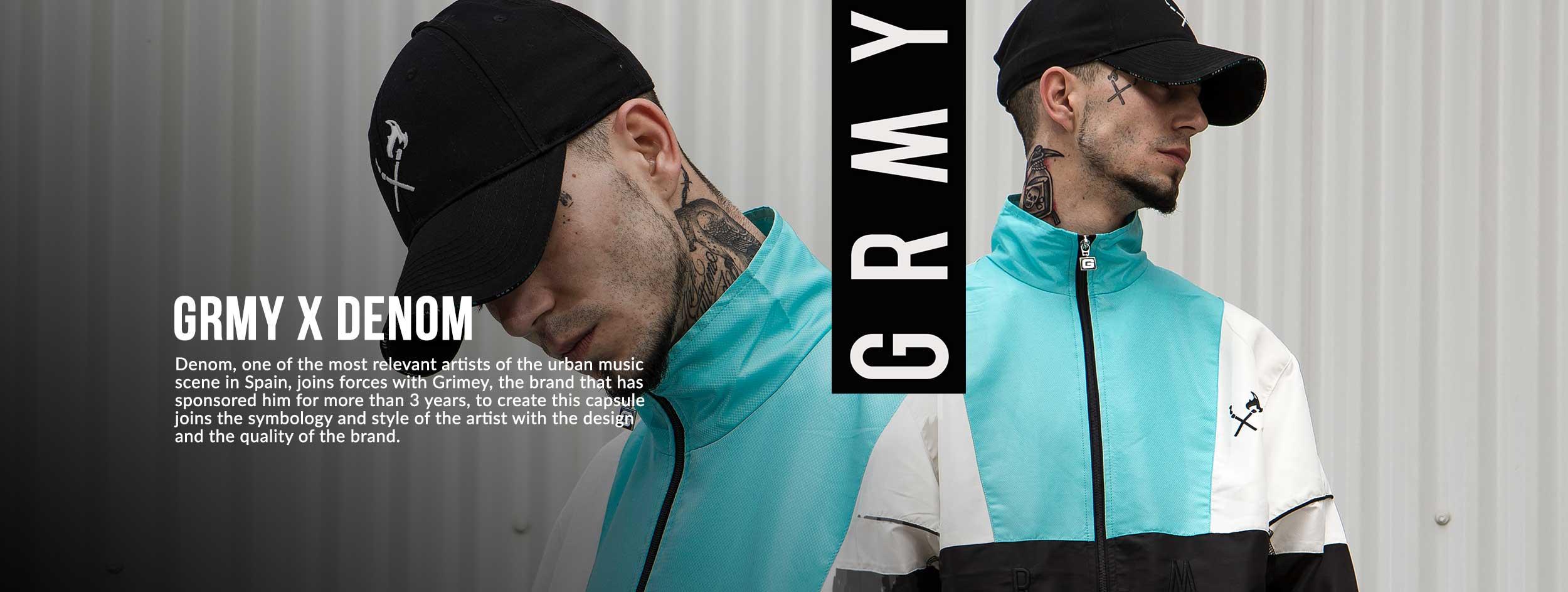 GRMY X DENOM
