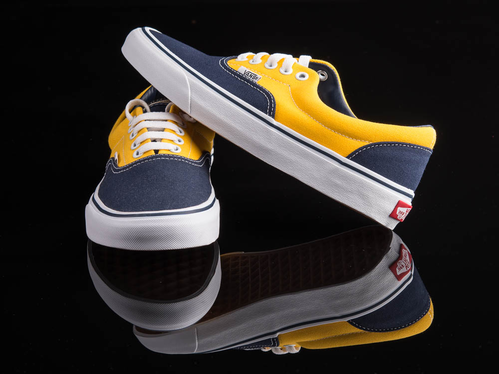 VANS ERA GOLDEN COAST AZUL / AMARILLO VN-W3CCDI6