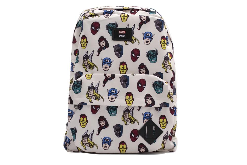 Backpack Vans X Marvel Avengers ONIRUB Brutalzapas