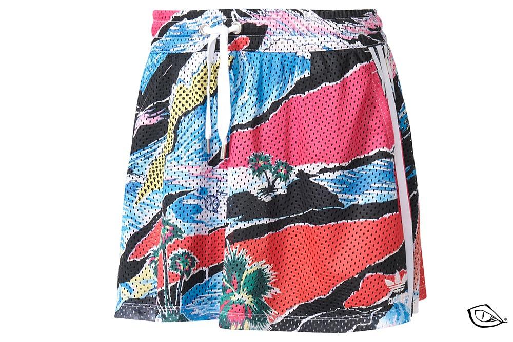 skirt adidas aop skirt BK1954