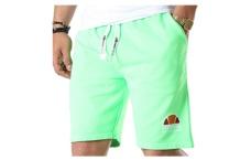 Shorts Ellesse Italia barbados overdyed shb06833 neon green Brutalzapas