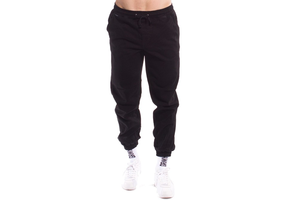 Pants GRIMEY rib jogger pant grpj096 Brutalzapas