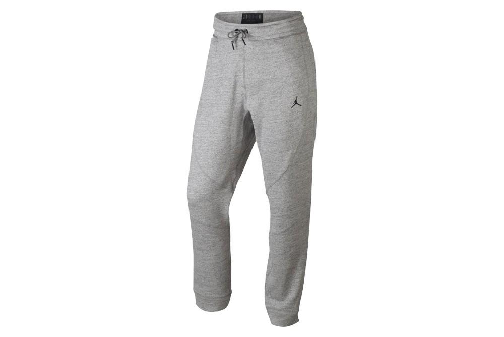 Pants Nike JSW Wings Fleece Pant 860198 091 Brutalzapas