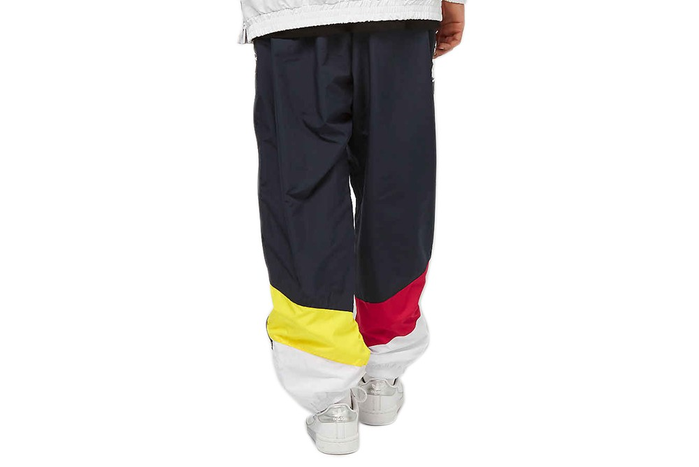 KARL KANI RETRO BLOCK TRACKPANTS