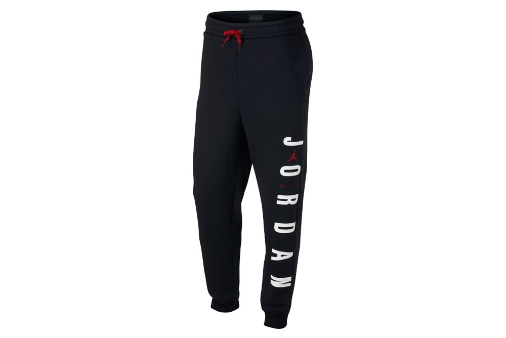5d22bda2a48936 Sweatshirts Nike jordan jumpman air fleece pant AT4913 011 Brutalzapas