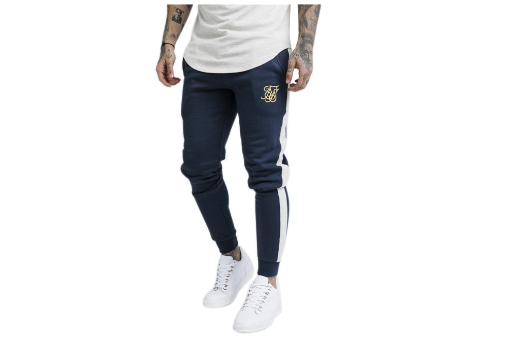 SIKSILK TAPED FIT JOGGERS