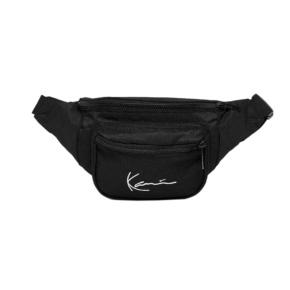 Gürteltasche Karl Kani kk signature waist bag 4004628 black Brutalzapas