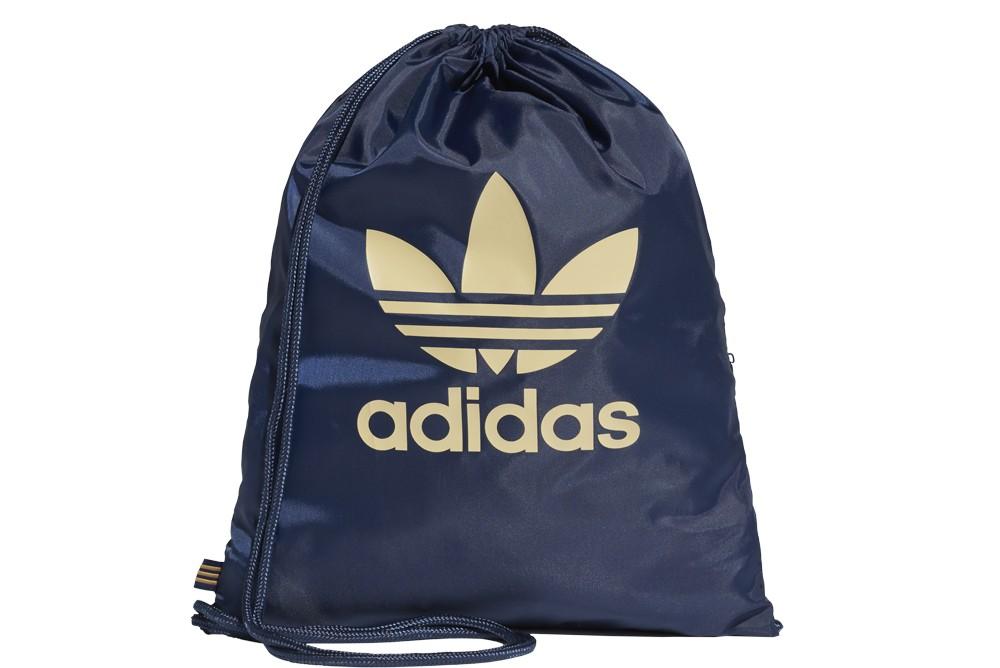Bolso Adidas gymsack trefoil dv2389 Brutalzapas