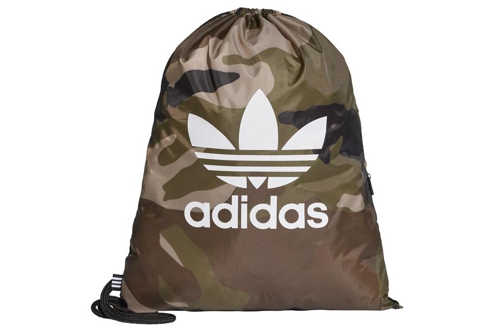 Bolso Adidas gymsack camo dv2475 Brutalzapas