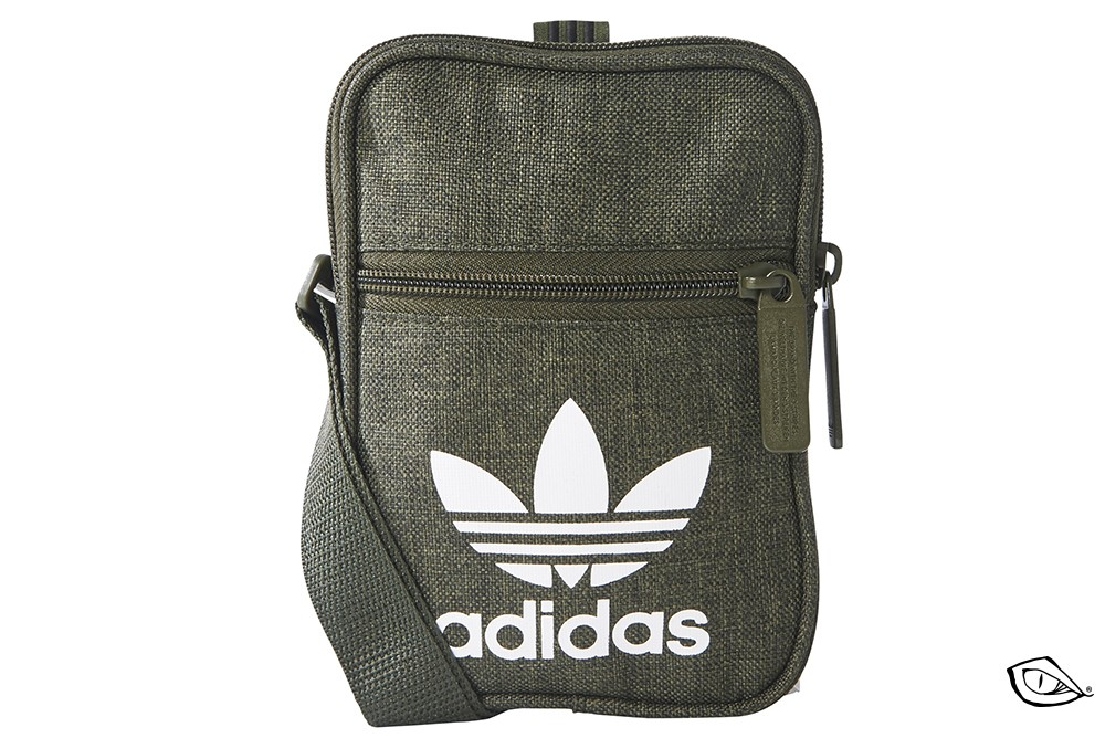 bolso adidas fest bag casual BQ8165