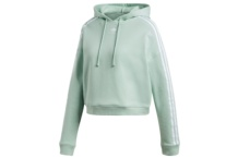 Sweat-Shirt Adidas cropped hoodie DH3131 Brutalzapas