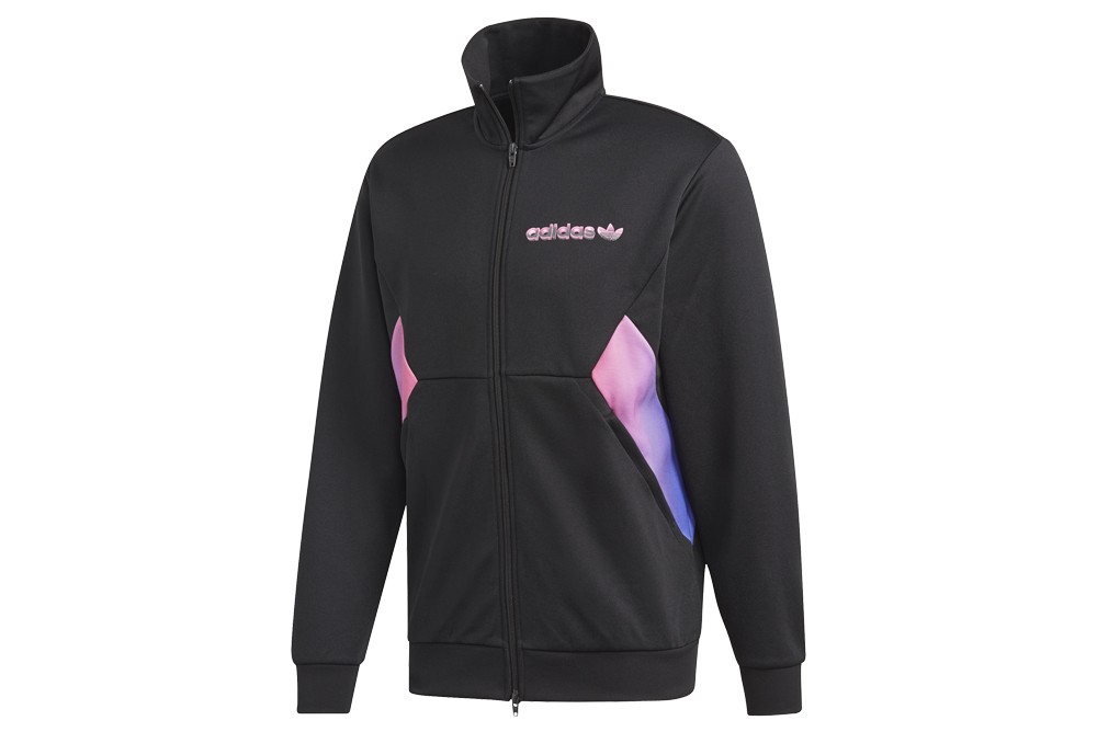 Jacket Adidas degrade tt dv2032 Brutalzapas