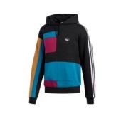 Sweatshirts Adidas asymm blocj hdy ed5608 Brutalzapas