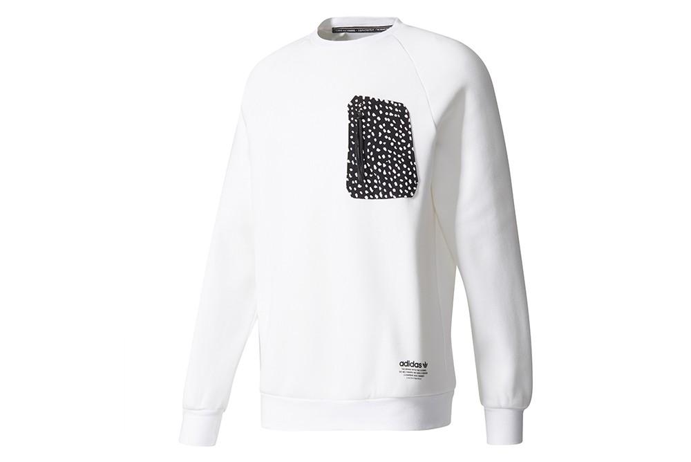 Sweatshirts Adidas NMD Lg Crew BS2490 Brutalzapas
