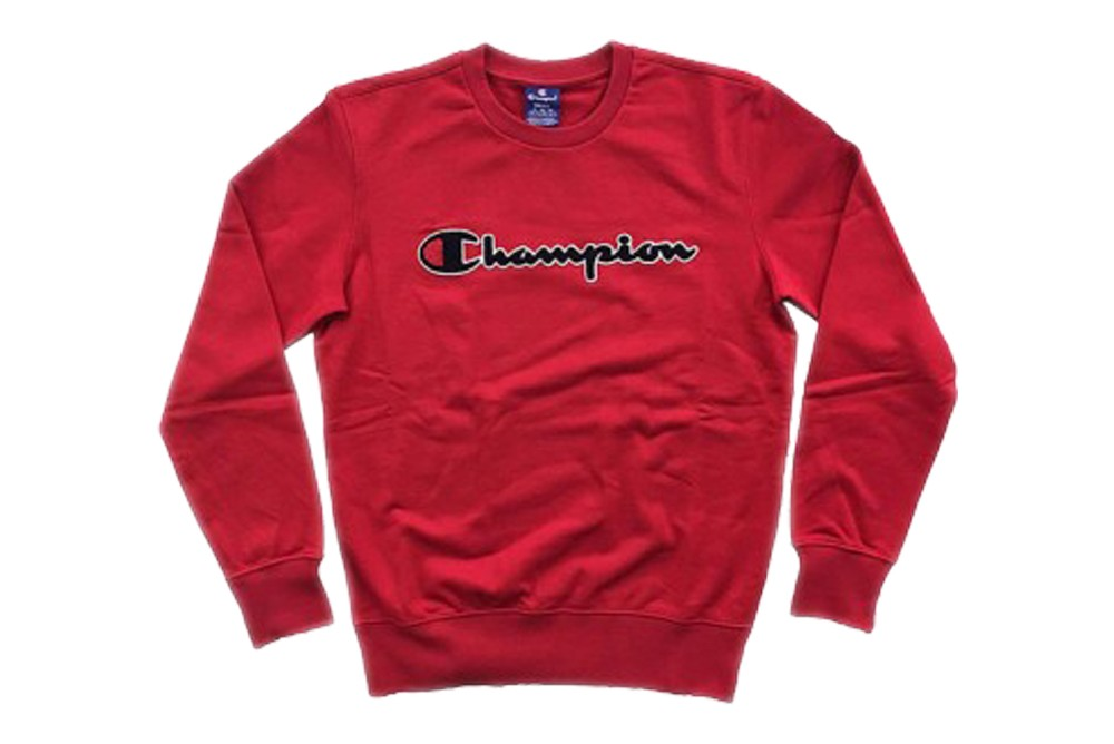 7567084fe283 Sweatshirts Champion crewneck sweatshirt 212942 rir - Champion ...