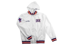 DGK HOOD JACKET GAME KILLER