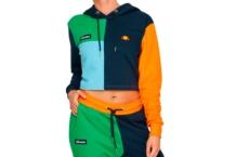 Sweat-Shirt Ellesse Italia canel cropped hoodie sga06302 Brutalzapas