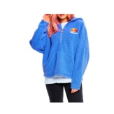 Sweatshirts Ellesse Italia aeppy 12 zip hoody sgc07488 purple Brutalzapas