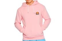 Sweat-Shirt Ellesse Italia toce sweatshirt light pink sha02216 Brutalzapas