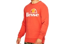 Sweatshirts Ellesse Italia Succiso red SHY01148 Brutalzapas