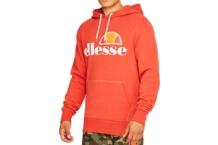 Sweatshirts Ellesse Italia Gottero Scarlet SHY01150 Brutalzapas