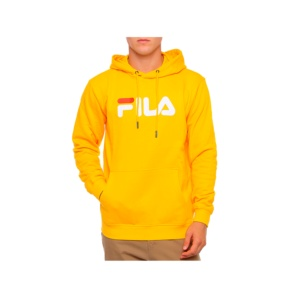 Sweatshirts Fila classic pure hoody kangaroo 681090 citrus Brutalzapas