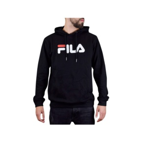 Sweatshirts Fila classic pure hoody kangaroo 681090 black Brutalzapas
