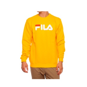 Sweatshirts Fila unisex classic pure crew sweat 681091 citrus Brutalzapas