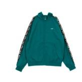 Sweatshirts Fila tracey tape wind jkt 682359 everglade Brutalzapas