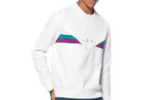 Sweat-Shirt Fila leroy 684475 white Brutalzapas