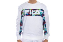 Sweat-Shirt Fila walter 684486 white Brutalzapas