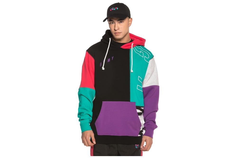 Sweatshirts GRIMEY brick top hoodie gch318 Brutalzapas