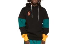 Sweatshirts GRIMEY midnight hoodie gch322 black Brutalzapas