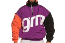 Chaqueta GRIMEY flmboyant pullover jacket GPVJ106 Brutalzapas
