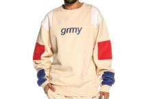 Sweatshirts GRIMEY flamboyant crewneck GSW294 Brutalzapas