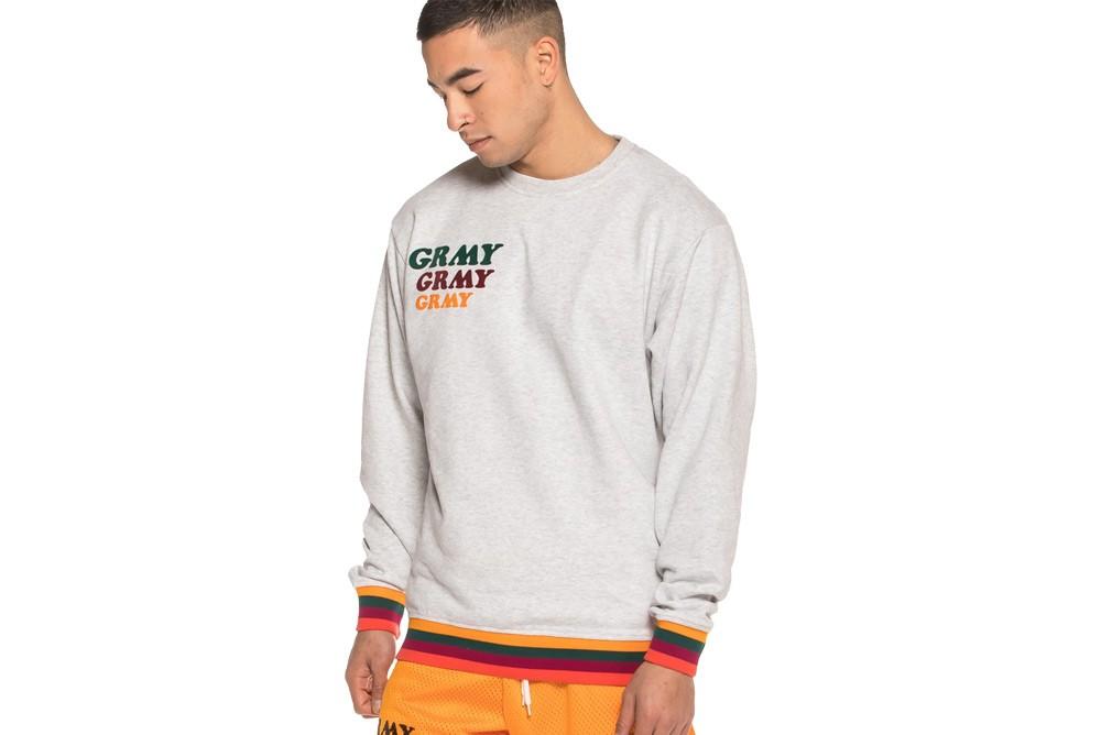 Sweatshirts GRIMEY wild child crewneck gsw326 Brutalzapas