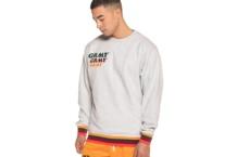 Sweat-Shirt GRIMEY wild child crewneck gsw326 Brutalzapas