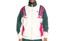 Sweatshirts GRMY Nemesis Track Jacket GTJ140 vrd Brutalzapas