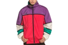 Jacket GRIMEY brick top track jacket gtj145 purple Brutalzapas